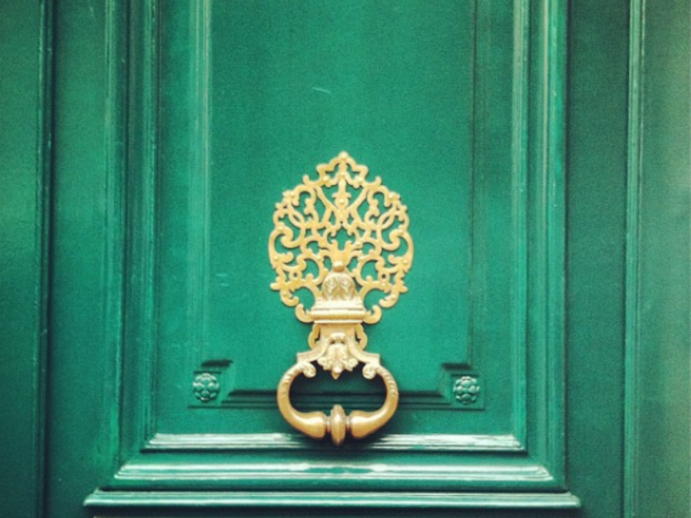 emerald-green-front-door